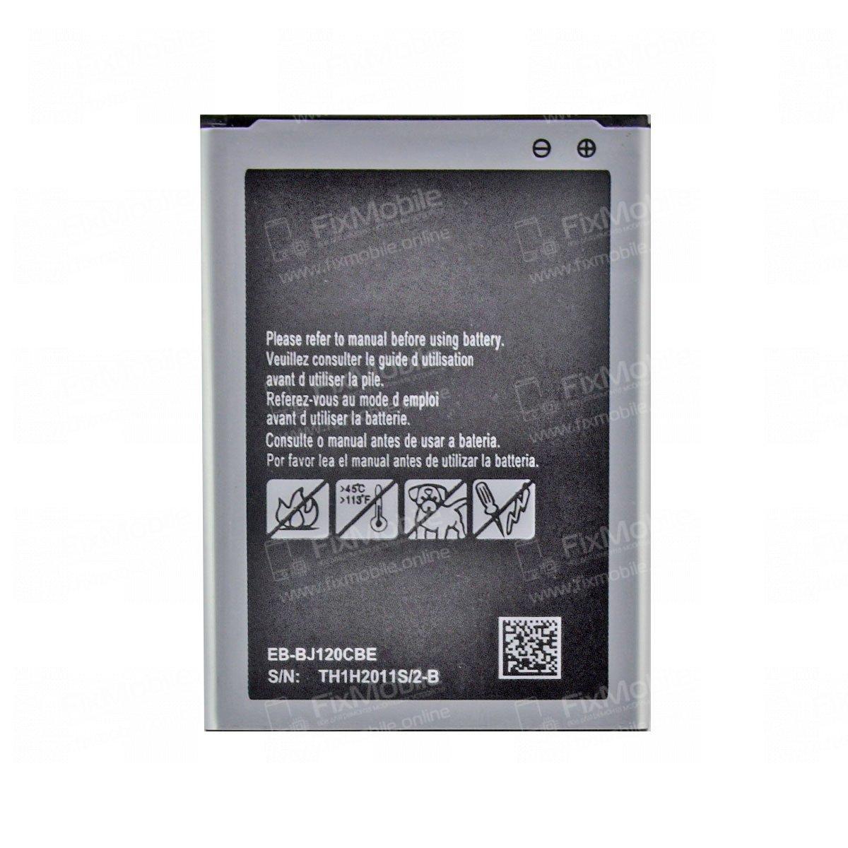 Аккумуляторная батарея для Samsung Galaxy J1 (2016) J120F EB-BJ120CBE